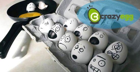 Analisi qualitativa del tuo sito con Crazy Egg