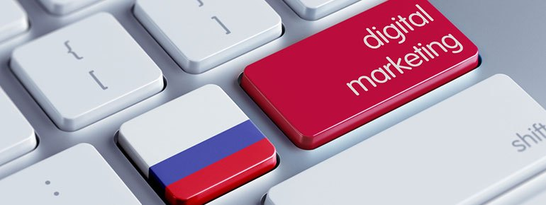 Digital Marketing per clienti russi