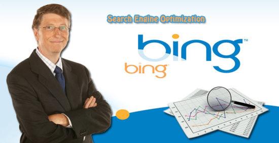 SEO su Bing