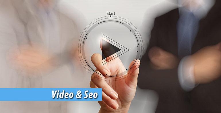 Inserisci dei video per migliorare la SEO del tuo sito web