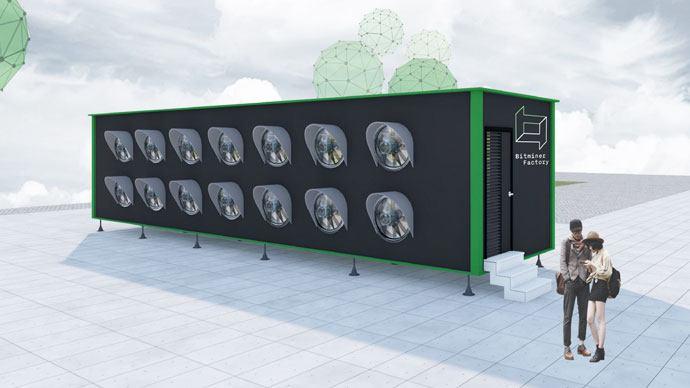 Ottimizzazione SEO del sito per la ICO del progetto Bitminer Factory